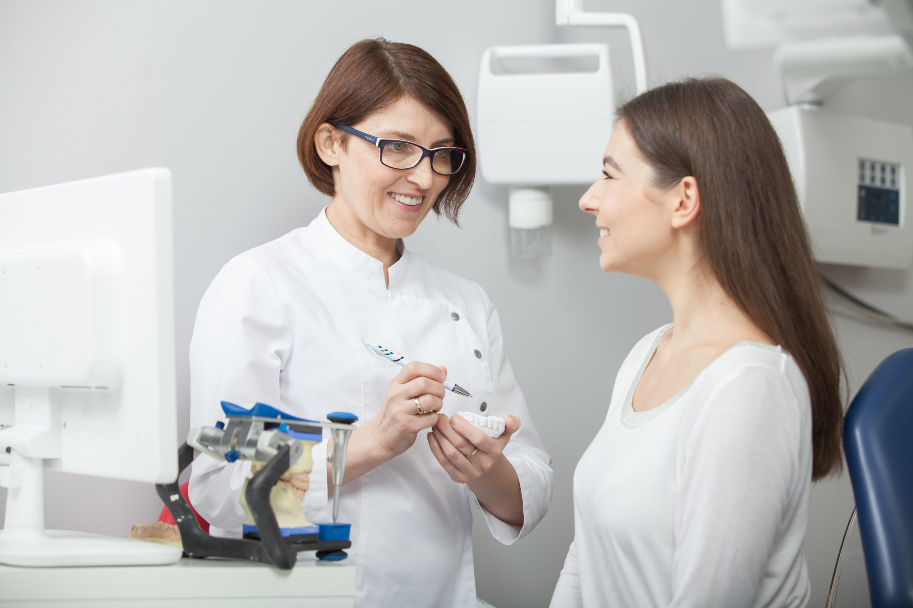 Leczenie próchnicy w Dental Estetic