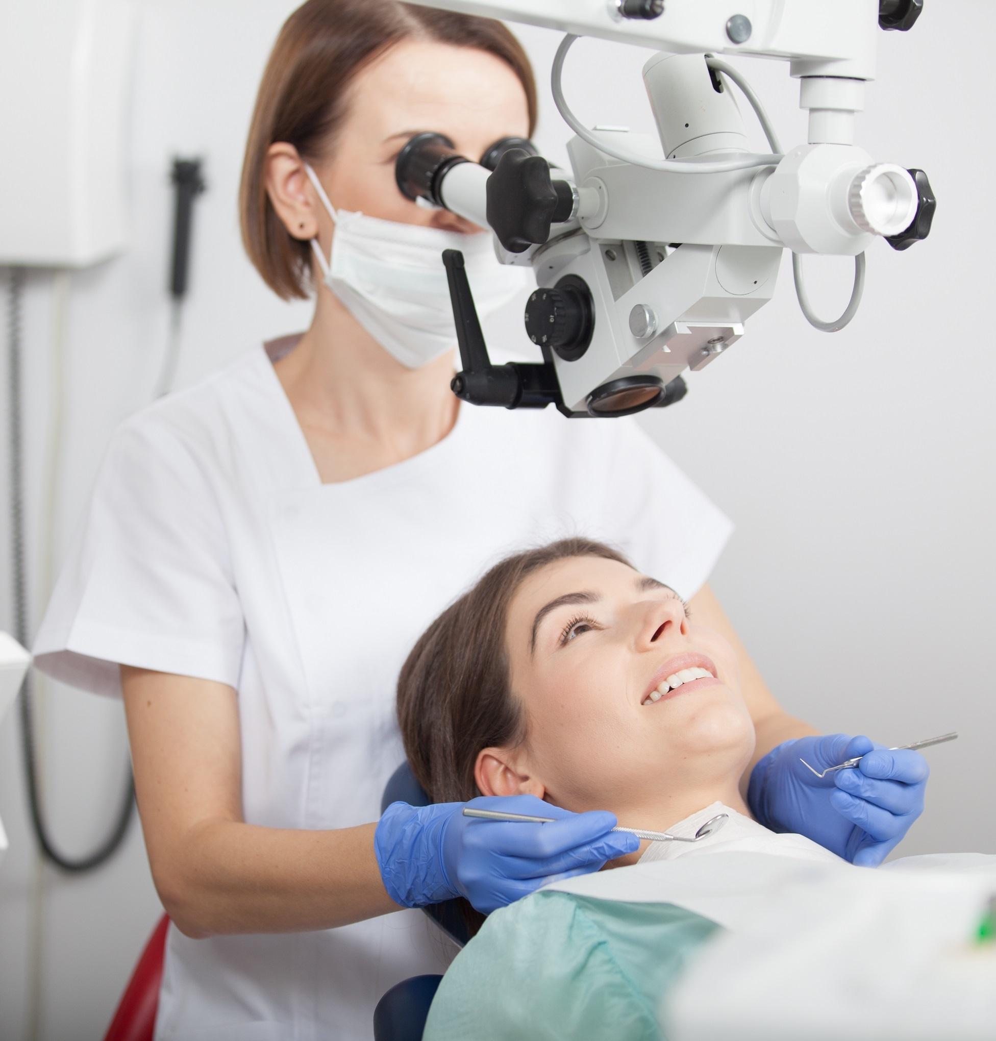 Leczenie w mikroskopie - Białołęka